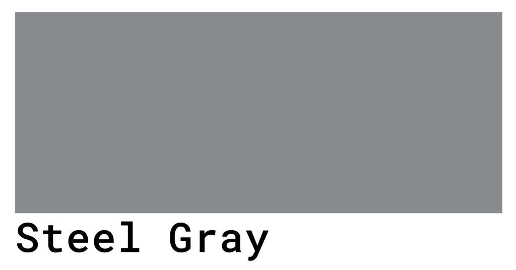 steel gray color code