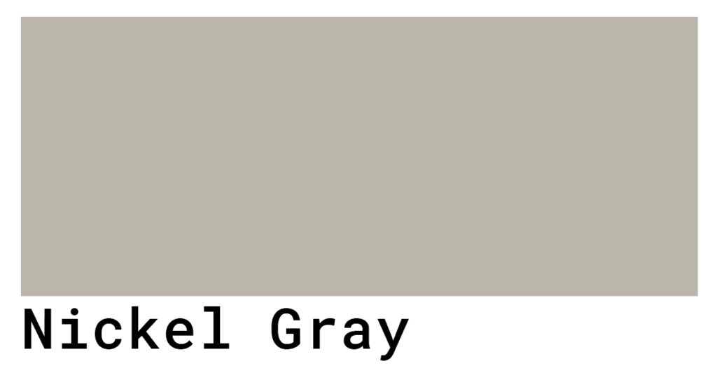 nickel gray