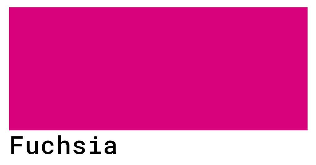fuchsia color code